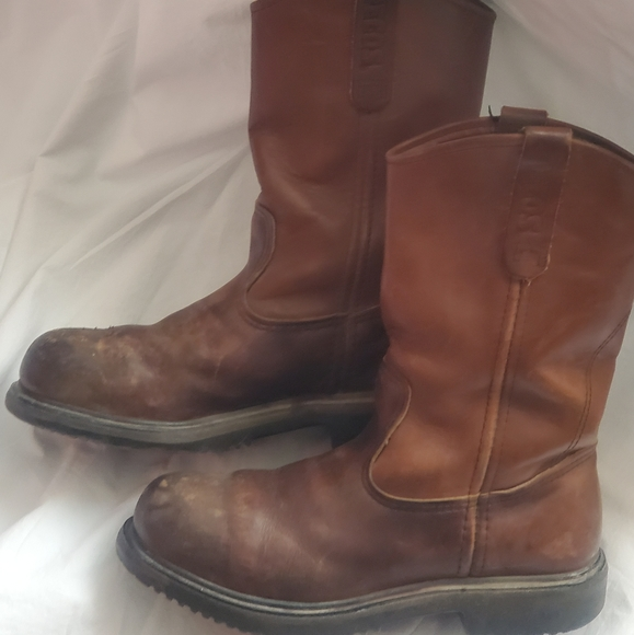 Red Wing Pecos Mens Work Boots | Poshmark